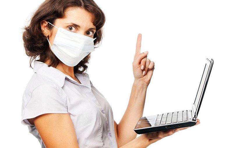 як видалити з сайту вірус