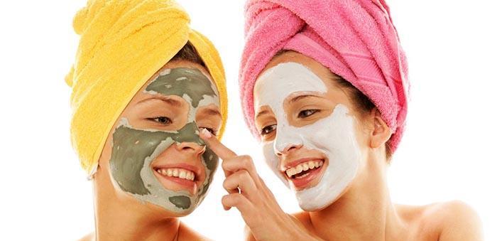 натуральные маски для лица: как убрать бледность с лица