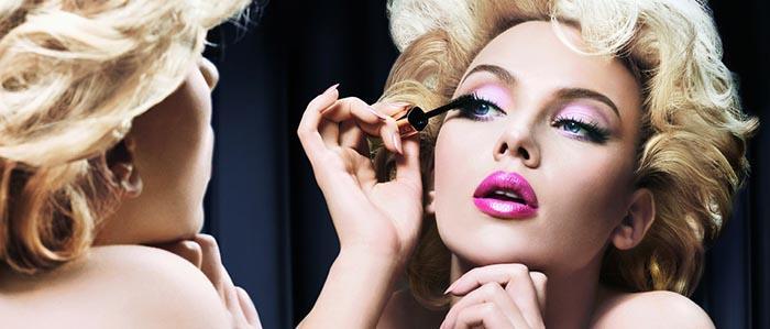 правильный макияж: как убрать бледность с лица