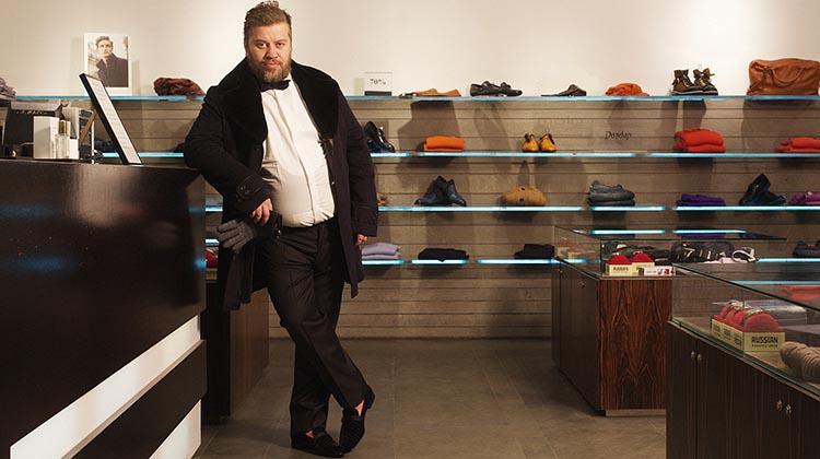 Купить Одежду Для Больших Мужчин
