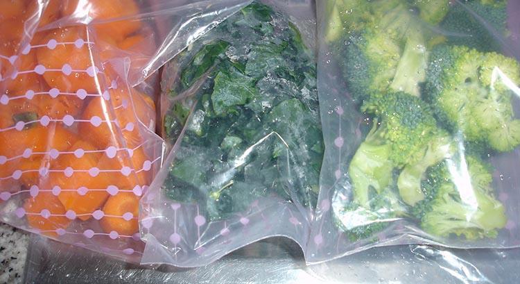 сохраняются ли витамины в замороженных овощах и фруктах №2
