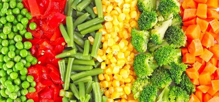 сохраняются ли витамины в замороженных овощах и фруктах