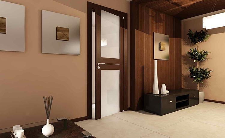 как правильно выбрать межкомнатные двери по цвету