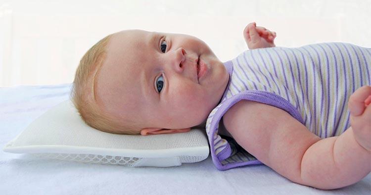 как выбрать подушку для ребенка №2