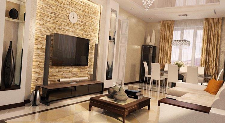 10 современных идей дизайна квартир 2016 года №3