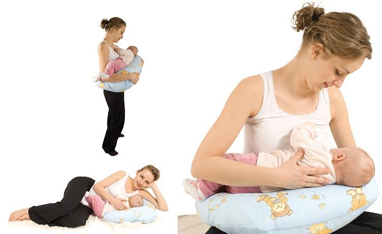 как выбрать подушку для ребенка №3