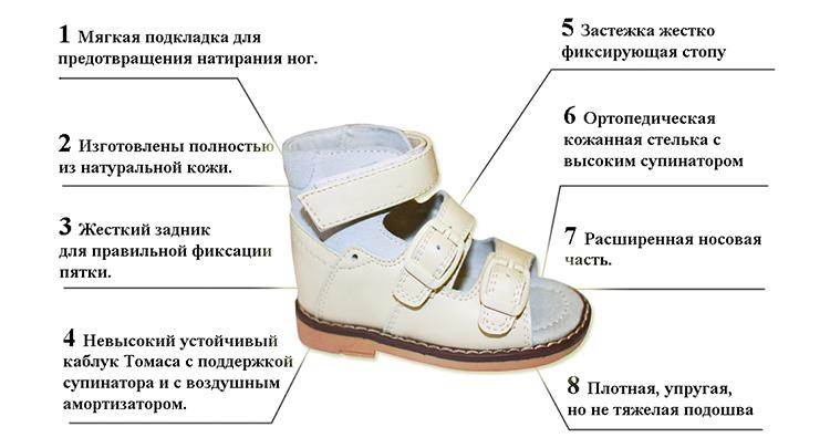 нужен ли супинатор в детской обуви №2
