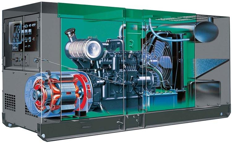 как выбрать дизельную электростанцию №2
