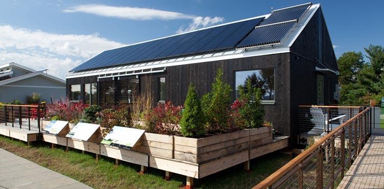 как сэкономить и заработать на домашней солнечной электростанции №2