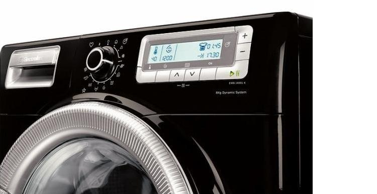 коды ошибок стиральных машин Electrolux с системой управления EWM 2000 №2