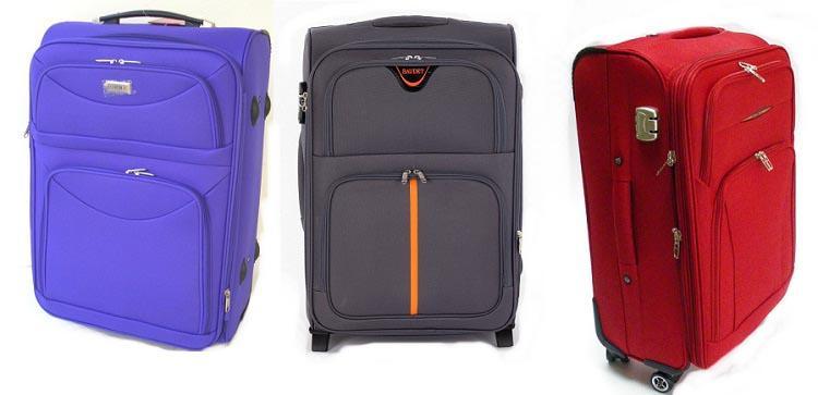 какой чемодан лучше купить пластиковый или тканевый №2