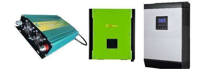 что такое инвертор для солнечных батарей и его основные параметры №2