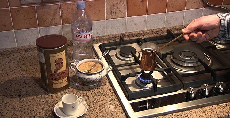 как заваривать кофе в зернах №3