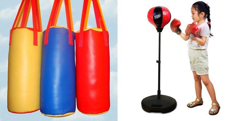 как выбрать боксерскую грушу для ребенка №2