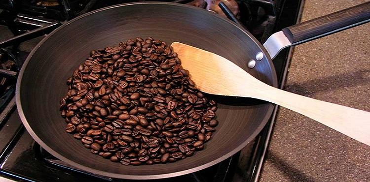 как заваривать кофе в зернах №2