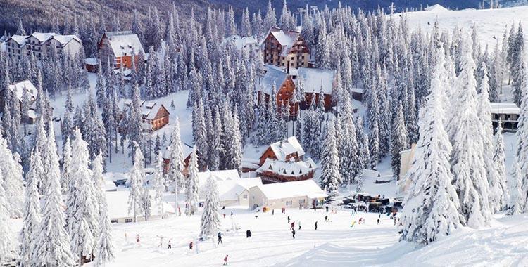 горнолыжные курорты Украины 2016-2017 №4