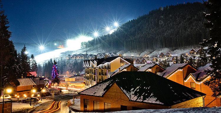 горнолыжные курорты Украины 2016-2017 №2
