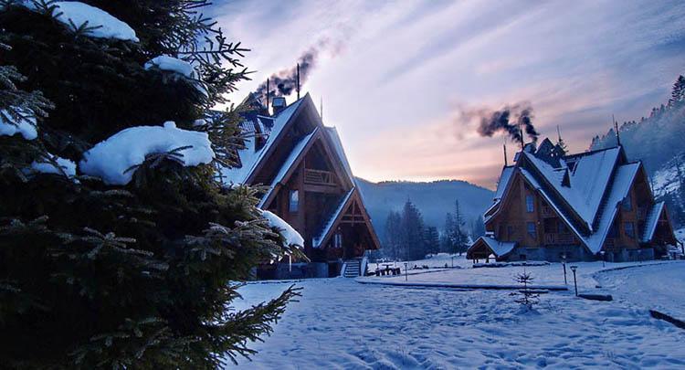 горнолыжные курорты Украины 2016-2017 №3