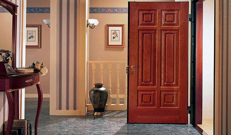 как правильно выбрать входную бронированную дверь
