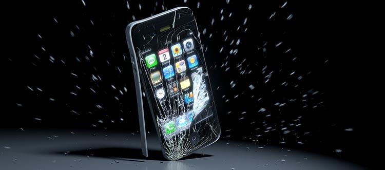 разбился экран телефона где починить