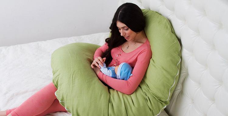 как выбрать подушку для беременных и кормления №3