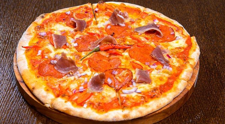 откуда появилась пицца Пепперони №2