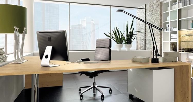 как обустроить маленький офис
