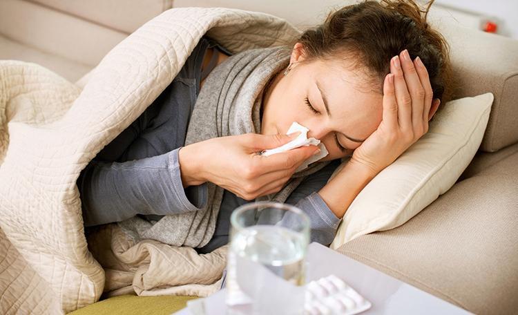 как не заболеть гриппом если в доме больной