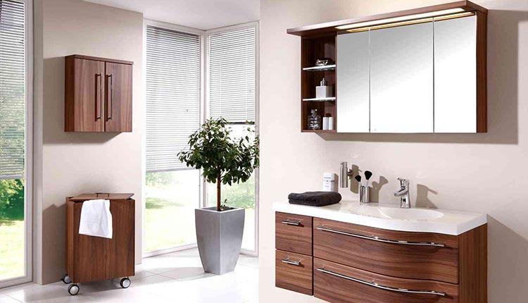 какую мебель выбрать в ванную комнату