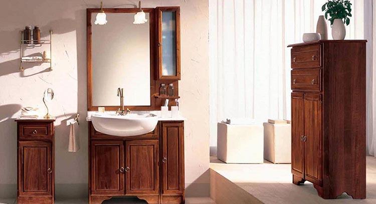 какую мебель выбрать в ванную комнату №2