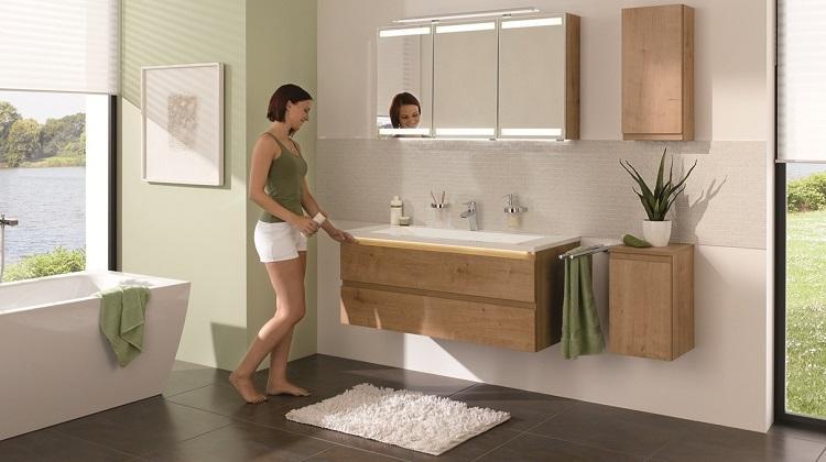 какую мебель выбрать в ванную комнату №3