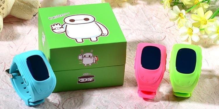 какие умные часы купить ребенку №5