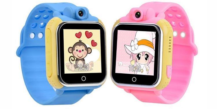 какие умные часы купить ребенку №4