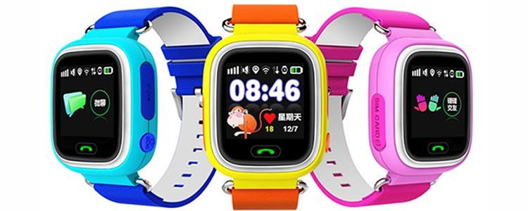 какие умные часы купить ребенку №3