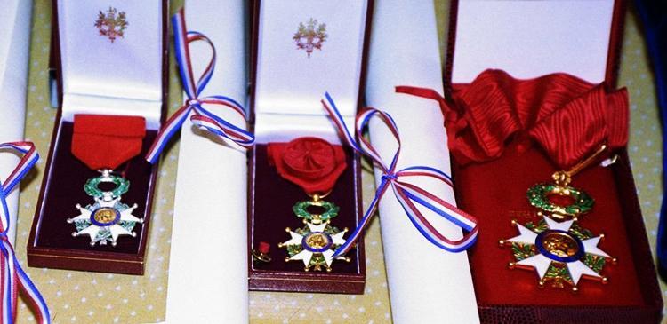 орден почетного легиона №3
