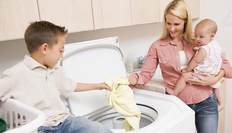 как стирать вещи для новорожденного в роддом №3