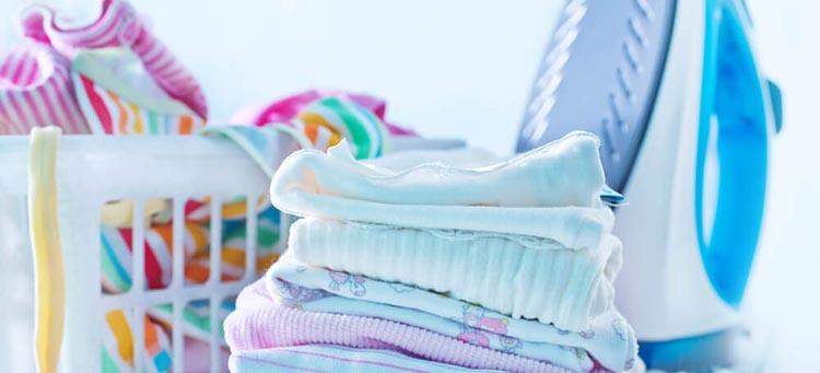 как стирать вещи для новорожденного в роддом №2