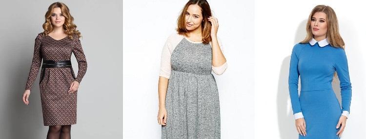 виды коротких рукавов для платья №8