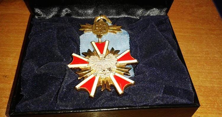 орден заслуг перед республикой польша №2