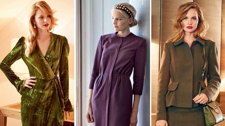 виды коротких рукавов для платья №2