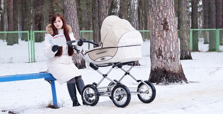 какую выбрать коляску для зимнего ребенка №3