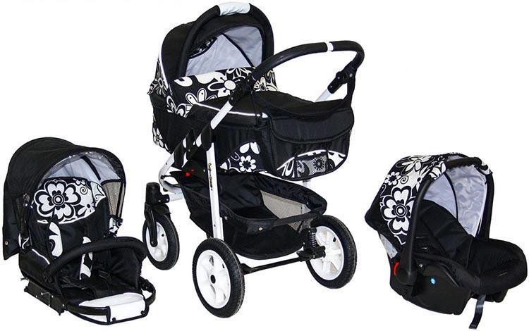 какую выбрать коляску для зимнего ребенка №4