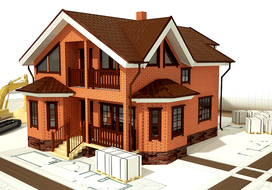 характеристика материалов для строительства дома