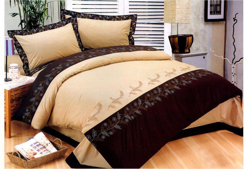 Варианты состава ткани для постельного белья