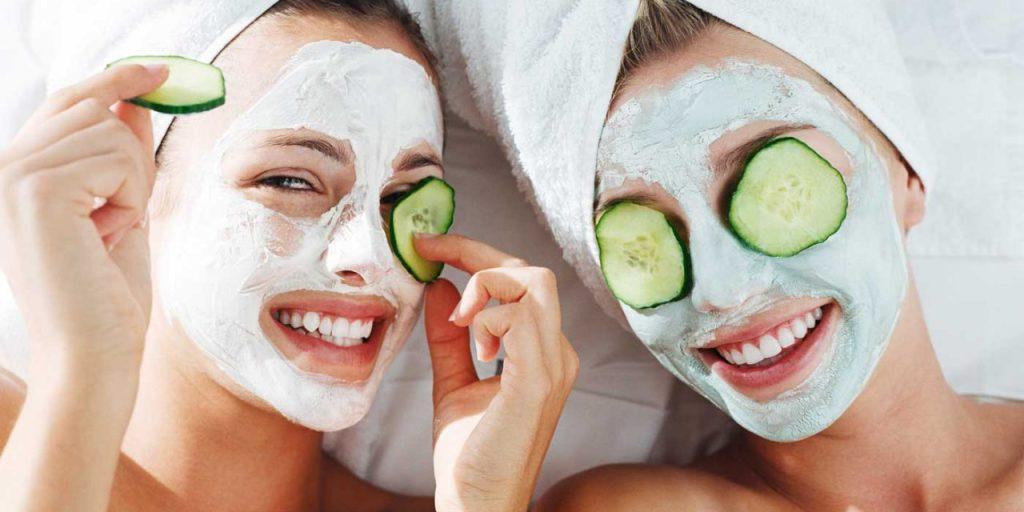 Очищающая маска для лица от черных точек