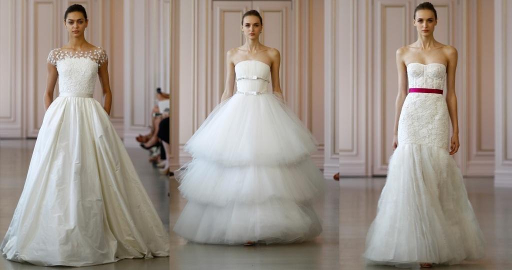 Виды тканей для свадебного платья