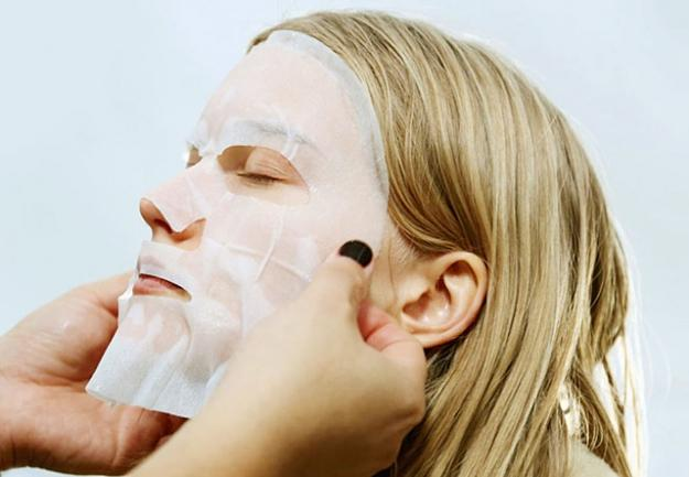 Правила использования маски от черных точек