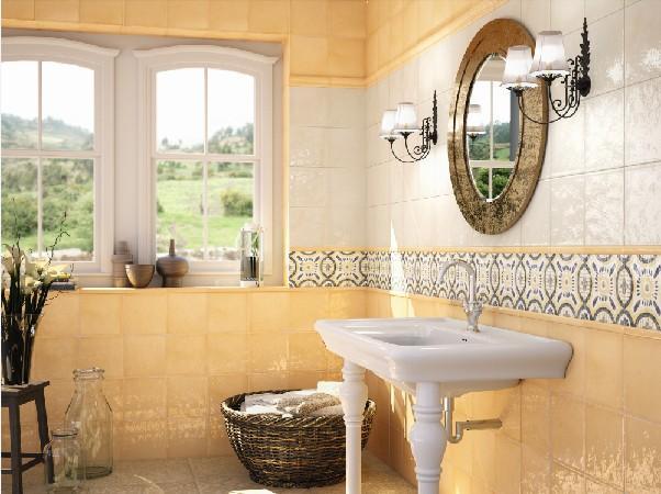 выбрать кафель для ванной комнаты