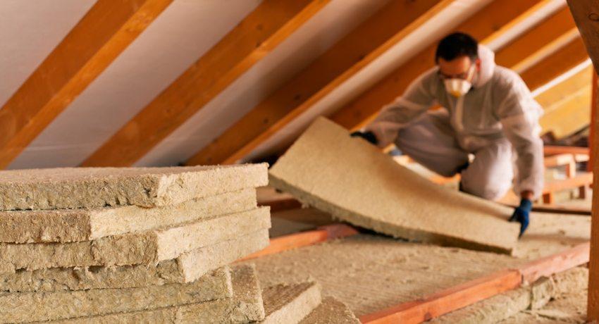 Чем утеплить крышу в частном доме