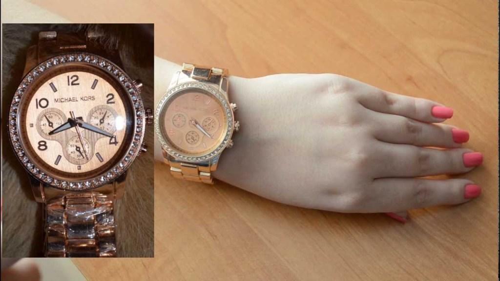 Как отличить оригинал часов Michael Kors от подделки